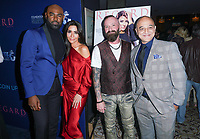 Dimitry Loiseau, Marisol Nichols, Justin Peck and Omar Akram at Regard Cares Celebrates Fall Issue Featuring Marisol Nichols held at Palihouse West Hollywood on October 02, 2019 in West Hollywood, California, United States (Photo by © L. Voss/VipEventPhotography.com)