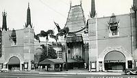 1938 Grauman's Chinese Theatre
