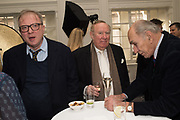 ANDREW NEIL, GENERAL RICHARD DANNATT, Oldie Awards, Simpsons in the Strand. London. 29 January 2019