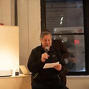 AF | New York event hosting SHoP Architects co-founder Gregg Pasquarelli