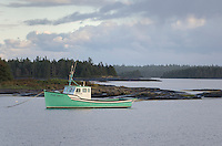 Fishing boat, Blue Rocks Nova Scotia