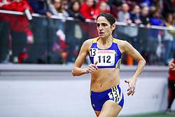 David Hemery Valentine Invitational<br /> Indoor Track & Field at Boston University , womens One Mile, , BAA, adidas,