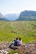 Logan Pass, Glacier National Park