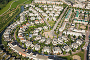 Nederland, Zuid-Holland, Dordrecht, 04-07-2006. Stadspolders, jaren tachtig ( '80) . Urban polders of the eighties..  luchtfoto (toeslag); aerial photo (additional fee required); .foto Siebe Swart / photo Siebe Swart