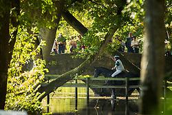 Sax Beat (SUI) - Secret IV<br /> Cross country 6 years old horses<br /> Mondial du Lion - Le Lion d'Angers 2014<br /> © Dirk Caremans<br /> 18/10/14