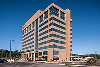 Architectural image of Timonium Corporate Center by Jeffrey Sauers of Commercial Photographics, Architectural Photo Artistry in Washington DC, Virginia to Florida and PA to New England