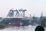 Transport en plaatsing Polbrug Zutphen