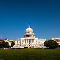 United States Capitol Building, West View
