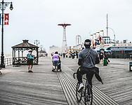 Coney Island, Brooklyn, NY<br /> June, 2015