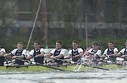 Peter Spurrier Sports  Photo<br />email pictures@rowingpics.com<br />Tel 44 (0) 7973 819 551<br />Photo Peter Spurrier<br />30/03/2002<br />2002 Varsity Boat Race<br />Oxford vs Cambridge over the Championship course - Putney to Mortlake. 14.10 Start