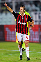 Fotball<br /> Italia<br /> Foto: Inside/Digitalsport<br /> NORWAY ONLY<br /> <br /> 14.08.2009<br /> <br /> Mathieu FLAMINI Milan