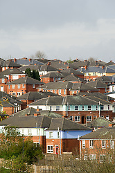 Refurbished housing in Sheffield