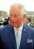 Prince Charles at the opening of Sorolla: Spanish Master of Light at the National Gallery London