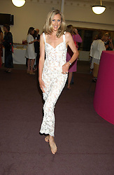 COUNTESS ALLESANDRO GUERRINI-MARALDI  at a charity event 'In The Pink' a night of music and fashion in aid of the Breast Cancer Haven in association with fashion designer Catherine Walker held at the Cadogan Hall, Sloane Terrace, London on 20th June 2005.<br /><br />NON EXCLUSIVE - WORLD RIGHTS