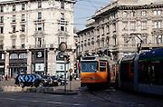 MILANO, piazza cordusio