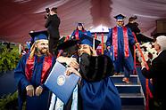 Cox Online MBA Diploma Ceremony