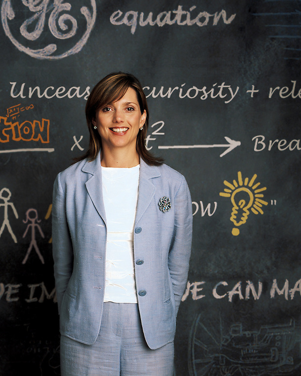 Beth Comstock, former vice chair of General Electric