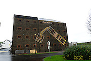 Images from a visit to the Old Bushmills Distillery in Bushmills.