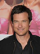 """WESTWOOD, CA - APRIL 28: Jason Bateman arrive at the premiere of Universal Pictures' """"Bridesmaids"""" held at Mann Village Theatre on April 28, 2011 in Los Angeles, California."""