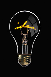 idea light bulb