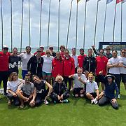 Cmto del Mundo 49er,FX, Nacra17 2019. Auckland
