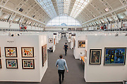 The 29th edition of London Art Fair takes place in the Business and Design Centre, Islington, from18-22January 2017.