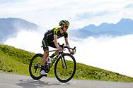 Adam Yates (GBR - Mitchelton - Scott) during the 105th Edition of Tour de France 2018, cycling race stage 19, Lourdes - Laruns (200 km) on July 27, 2018 in Laruns, France - photo Kei Tsuji / BettiniPhoto / ProSportsImages / DPPI
