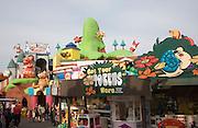 Joyland children's play attraction, Great Yarmouth, Norfolk, England