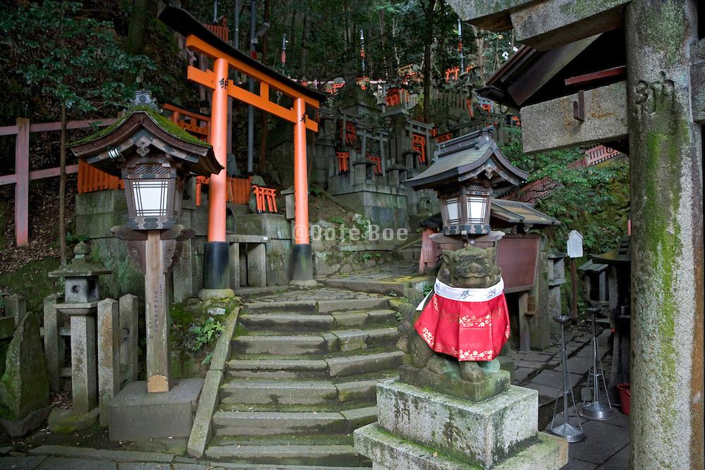 Fushimi Inari Taisha Shrine complex