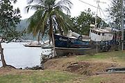 South Pacific, American Samoa, Pago Pago Tsunami Damages