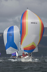 The third days racing at the  Silvers Marine Scottish Series 2015, organised by the  Clyde Cruising Club<br /> Based at Tarbert,  Loch Fyne from 22rd-24th May 2015<br /> <br /> 4040C , Lemarac , B.Tunnock , CCC , Moody 38<br /> <br /> <br /> Credit : Marc Turner / CCC<br /> For further information contact<br /> Iain Hurrel<br /> Mobile : 07766 116451<br /> Email : info@marine.blast.com<br /> <br /> For a full list of Silvers Marine Scottish Series sponsors visit http://www.clyde.org/scottish-series/sponsors/