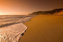 Montara Beach,.San Mateo Coast of California, south of San Francisco.  Photo copyright Lee Foster, 510-549-2202, lee@fostertravel.com, www.fostertravel.com. Photo 410-30859