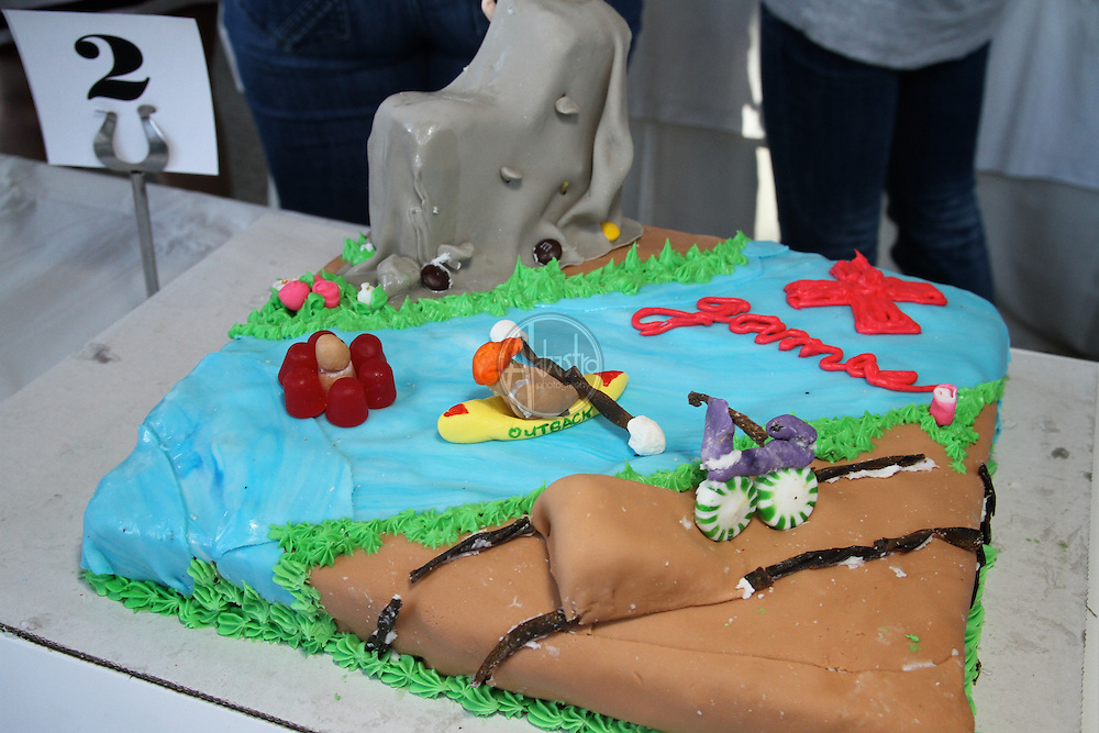 American Outback Adventures Cake Boss 2011.