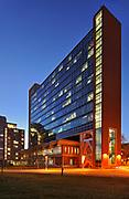 Pembina Hall. University of Manitoba. Raymond S.C. Wan, Architect, Winnipeg, Manitoba, Canada