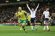 Norwich City v Bolton Wanderers 081218