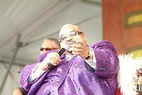 Solomon Burke, New Orleans Jazz Festival 2008