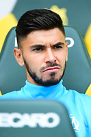 Morgan Sanson of Marseille during the Ligue 1 match between FC Nantes and Olympique Marseille at Stade de la Beaujoire on August 12, 2017 in Nantes, . (Photo by Dave Winter/Icon Sport)