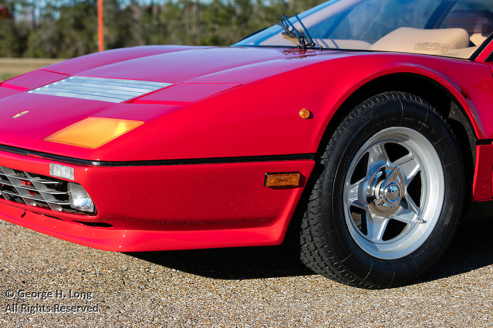 1984 Ferrari 512 BBi owned by Chris Papamichael; for Sotheby's RM Auctions; AZ16_r154
