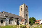 Church of All Saints, Great Glemham, Suffolk, England, UK