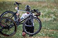 Christopher Froome (GBR - Team Sky) during the Tour de France 2018, Stage 1, Noirmoutier -en-l'île - Fontenay-le-Comte (201km) on July 7th, 2018 - photo POOL Jeff Pachoud/AFP / BettiniPhoto / ProSportsImages / DPPI