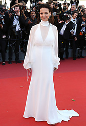 May 20, 2017 - Cannes, France - JULIETTE BENOCHE.Okja Red Carpet Arrivals - The 70th Annual Cannes Film Festival.CANNES, FRANCE - MAY 19: attends the 'Okja' screening during the 70th annual Cannes Film Festival at Palais des Festivals on May 19, 2017 in Cannes (Credit Image: © Visual via ZUMA Press)