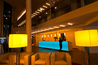 Lobby of the Innside by Melia Hotel, Dresden, Saxony, Germany