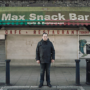 Max Snack Bar <br /> 18 Brixton Station Road<br /> <br /> Joao Figuera and his family opened Max Snack Bar 30 years ago.