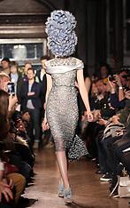 Giles A/W 2012 show at London Fashion Week