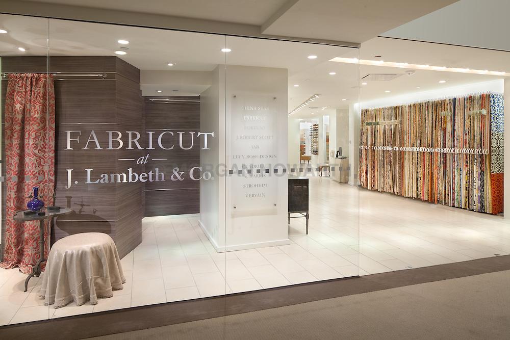 Fabricut showroom at J Lambeth at Washington DC Design Center VA1_958_804