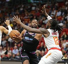 Atlanta Hawks vs. Miami Heat - 27 Nov 2018