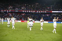 October 20, 2018 - Paris, France - Equipe (Amiens) salue supporters deception (Credit Image: © Panoramic via ZUMA Press)