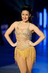 Dancing on Ice Photocall Sheffield Motorpoint Arena .Hayley Tamaddon..7 April 2011.Images © Paul David Drabble