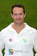 Dean Cosker. Glamorgan County Cricket Club, season 2012, photocall at the Swalec Stadium in Cardiff. pic by Andrew Orchard