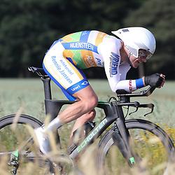 21-06-2017: Wielrennen: NK Tijdrijden: Montferland     <br /> s-Heerenberg (NED) wielrennen  <br />Johan Tijssen (Sint Jansklooster